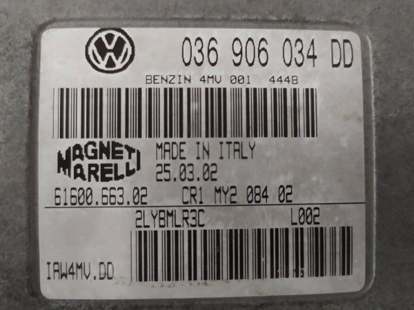 Archivo ori flash M29f400BB,PARA CENTRALITA MAGNETI MARELLI, vw polo 1.4 75cv motor BBY.